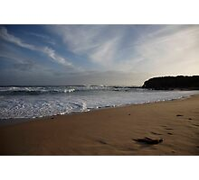 seascapes #246, whispy Photographic Print
