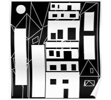 distorted urbanization Poster