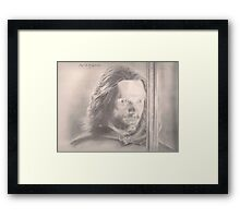Aragorn Lord of the RIngs Framed Print