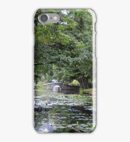 New Zealand: Queenstown Gardens iPhone Case/Skin