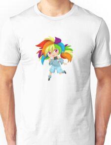 Rainbow Dash - My Little Pony Friendship is Magic Unisex T-Shirt