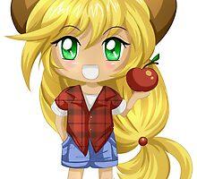 Applejack - My Little Pony Friendship is Magic by bastetsama