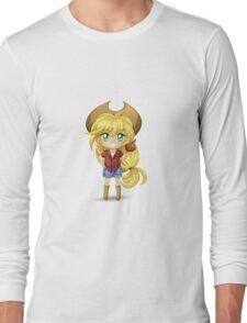 Applejack - My Little Pony Friendship is Magic Long Sleeve T-Shirt