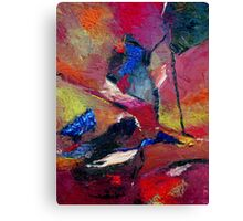 Verily Vivacious Canvas Print