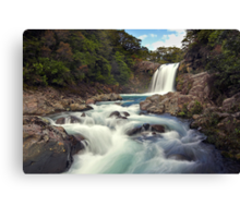Ancient Flow Canvas Print
