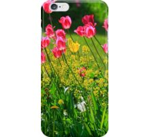 """ Just Tulips "" iPhone Case/Skin"