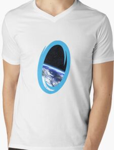 Portal 2: view from the moon T-Shirt