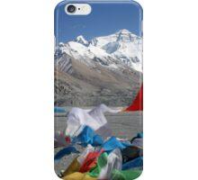 Mt Everest - Tibet iPhone Case/Skin