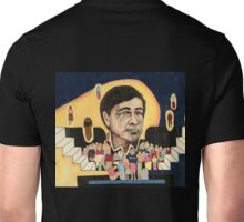 Cesar Chavez at School  Unisex T-Shirt