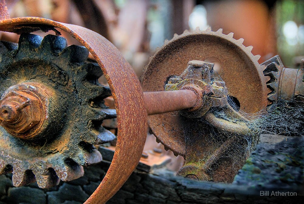 Cogs by Bill Atherton