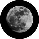 Moon by Randy  Le'Moine