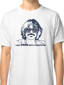 Moustache Man Classic T-Shirt