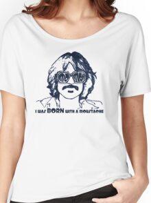 Moustache Man Women's Relaxed Fit T-Shirt