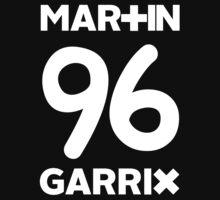 Martin Garrix 96 white by rudiraja