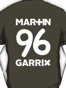 Martin Garrix 96 white T-Shirt