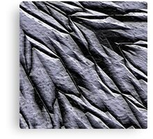 Chiselled  Rock 2000 Canvas Print