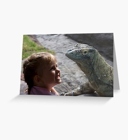Dragons are Real! Greeting Card