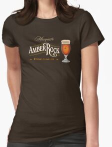 Mosquito AmberRock Dino Lager Womens Fitted T-Shirt
