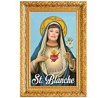 St. Blanche - Golden Girls Photographic Print