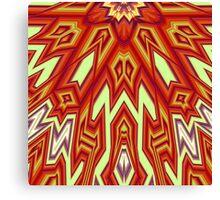 Mayan Kalid 2000 Canvas Print