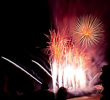 Firework Championships by Christopher James Green