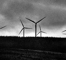 Wind Power by Lindamell