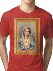 St. Rose - Golden Girls Tri-blend T-Shirt
