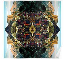Cubism Dream Poster