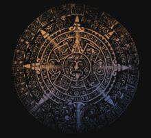 Maya calendar  by Cliff Vestergaard