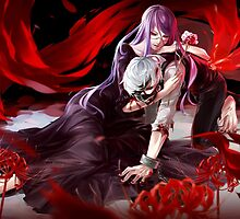 Tokyo Ghoul  by Donwhithefire