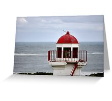 Flagstaff Hill Lighthouse Greeting Card