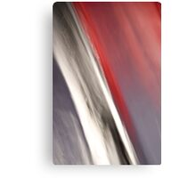 Virtual Brush Strokes Canvas Print