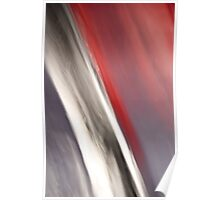 Virtual Brush Strokes Poster