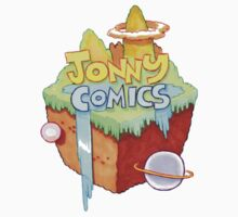 Jonny Comics Badge by Jonny Comics