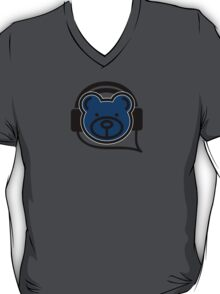Grooving Bear (Blue) T-Shirt
