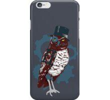 Steampunk Owl iPhone Case/Skin