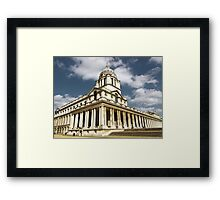 Royal Naval College, Greenwich Framed Print