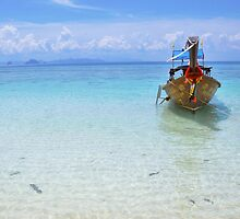 Thailand Island - Tales from the Andaman Sea 3 by Pete Klimek