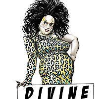 divine waters john female trouble by timschnitzerr