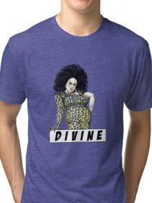 divine waters john female trouble Tri-blend T-Shirt