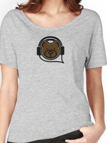 Gooving Bear Women's Relaxed Fit T-Shirt