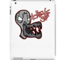 Achieve Satan! iPad Case/Skin