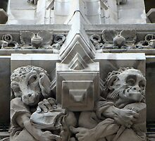 Tribune Grotesques by JCBimages