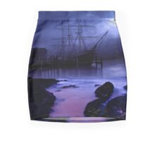 Ghost Ship Mini Skirt