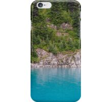 The Turquoise Water of Lake Garibaldi iPhone Case/Skin