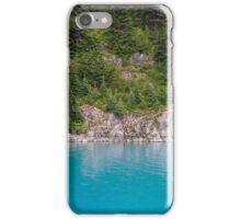 The Turquoise Water of Lake Garibaldi iPhone Case/Skin