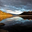 Sunrise over Lake Dillon by Josh Dayton