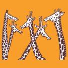 Giraffe 5 by juicyapple