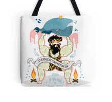 strongest man on earth  Tote Bag