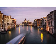 Ponte dell'Accademia Photographic Print
